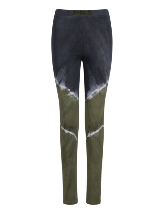 Reinders | Pants Legging Dark Olive/ Metal Grey