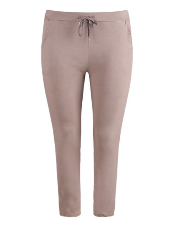 Trouser Teddy Taupe