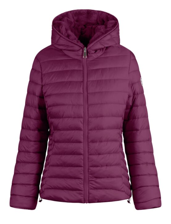 Jacket Hype Bordeaux