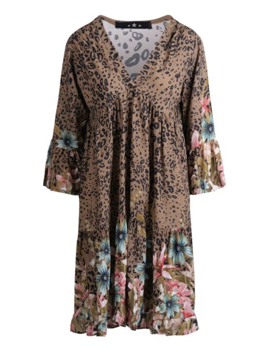 Dress Maxime Taupe