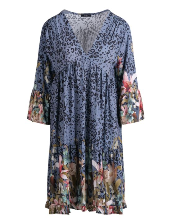 Dress Maxime Blauw