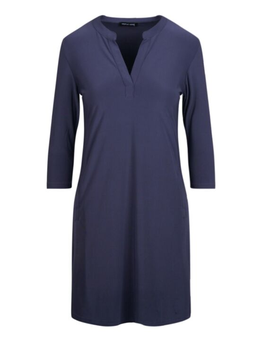 Triple Nine   Perfect Dress Donkergrijs
