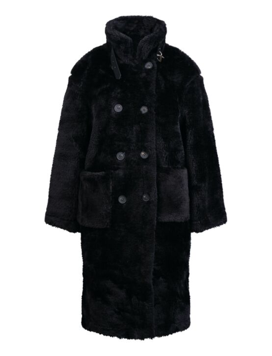 Teddy Coat Shanice Zwart
