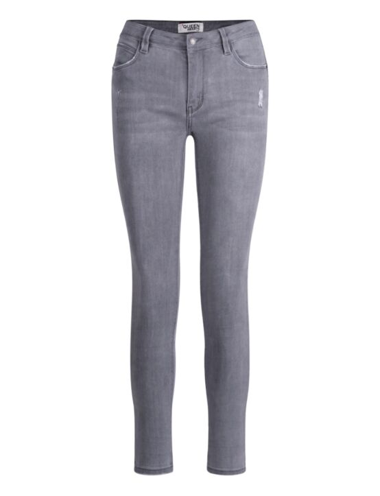 Queen Hearts | Grey Jeans 674-2