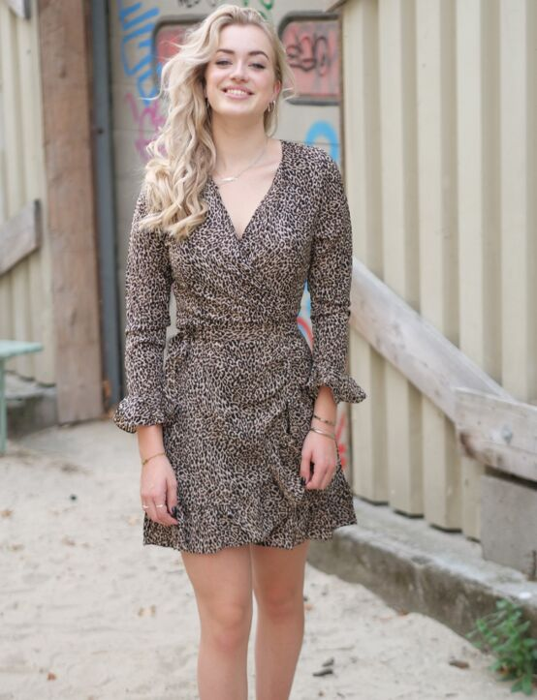 Dress Sophie Bruin