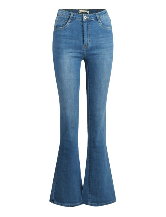 Hello Miss | Blue Jeans ZB602
