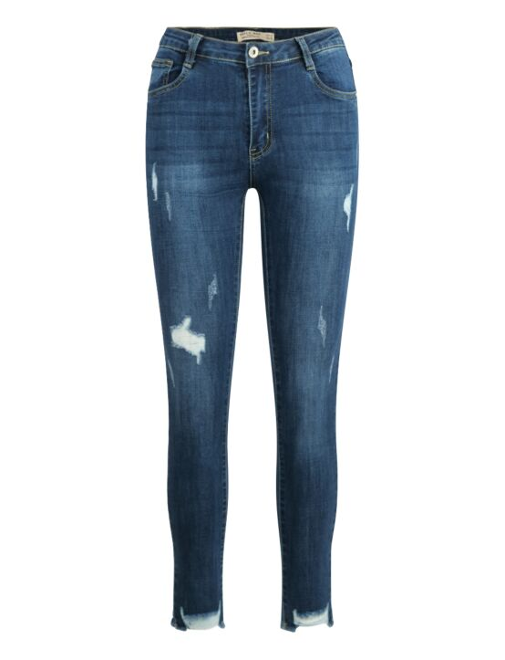 Hello Miss | Blue Jeans ZB656