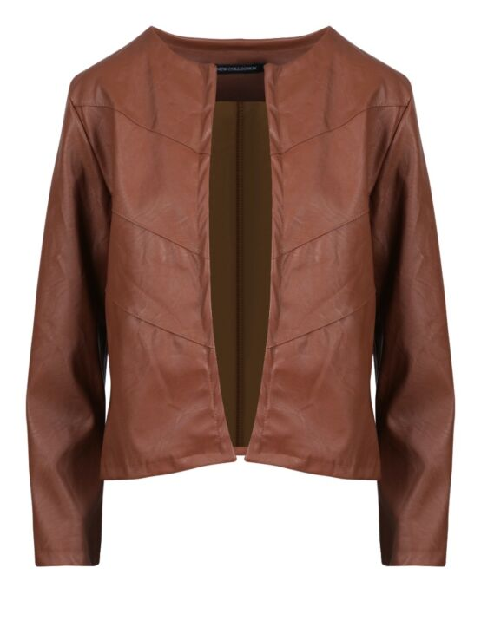 Jacket Nizrine Camel