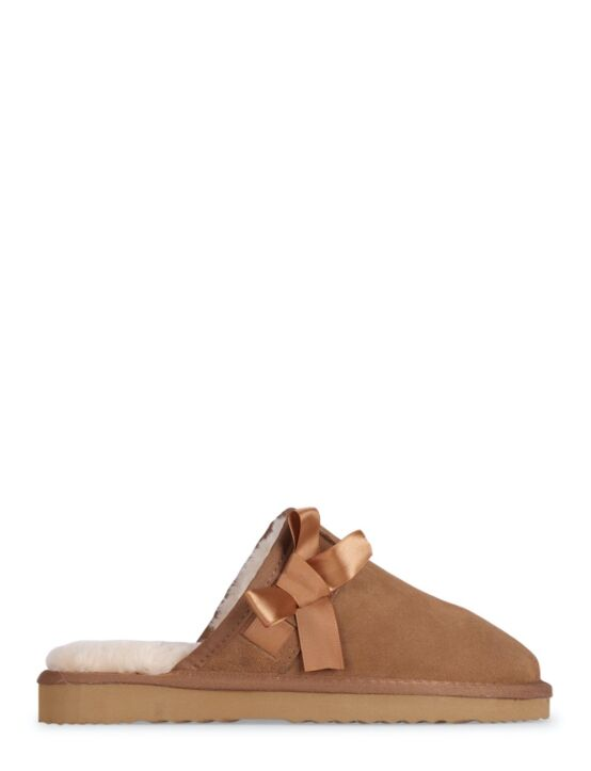 Pantoffel Jade Camel