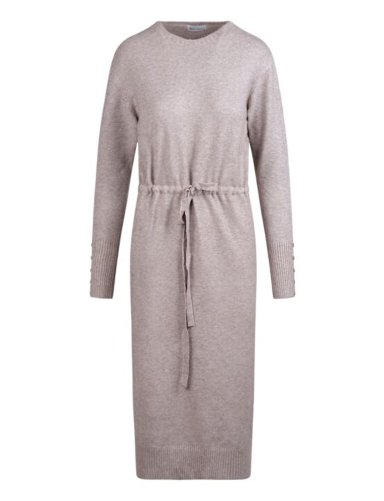 Kelly Dress Taupe