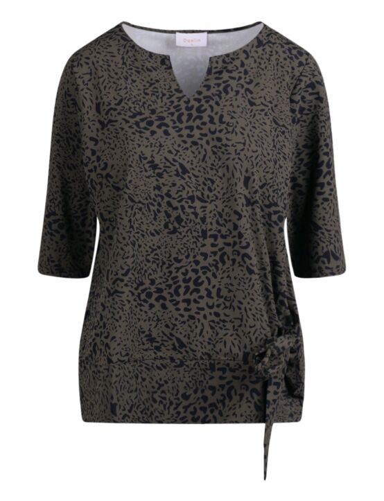 Daelin | Top Anastacia Army Leopard