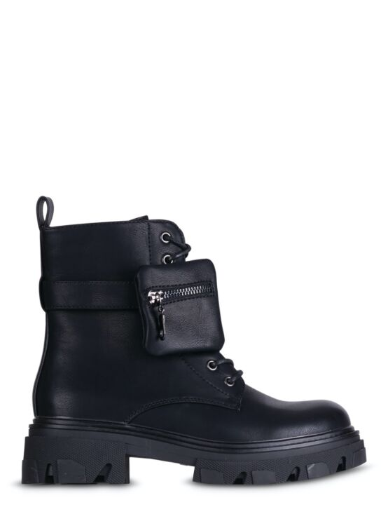 Boot Poppy Zwart