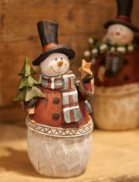Sneeuwpop Ster
