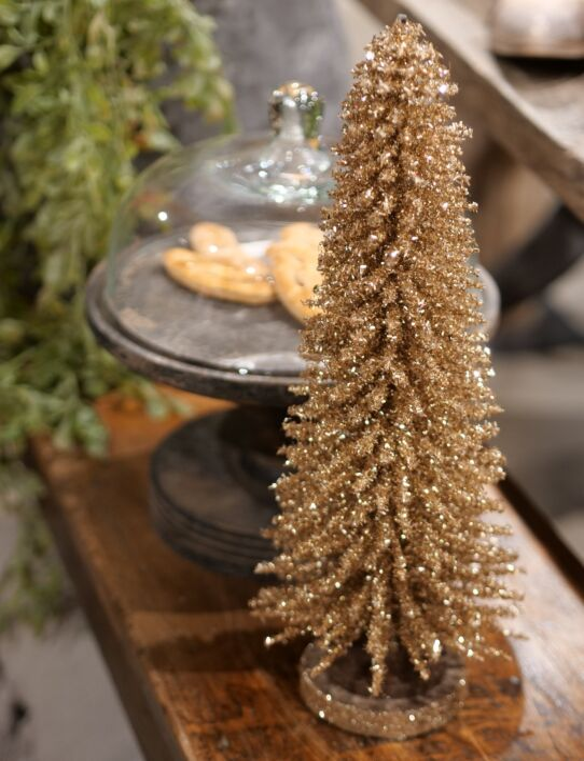 Weihnachtsbaum Glitter Kunststof