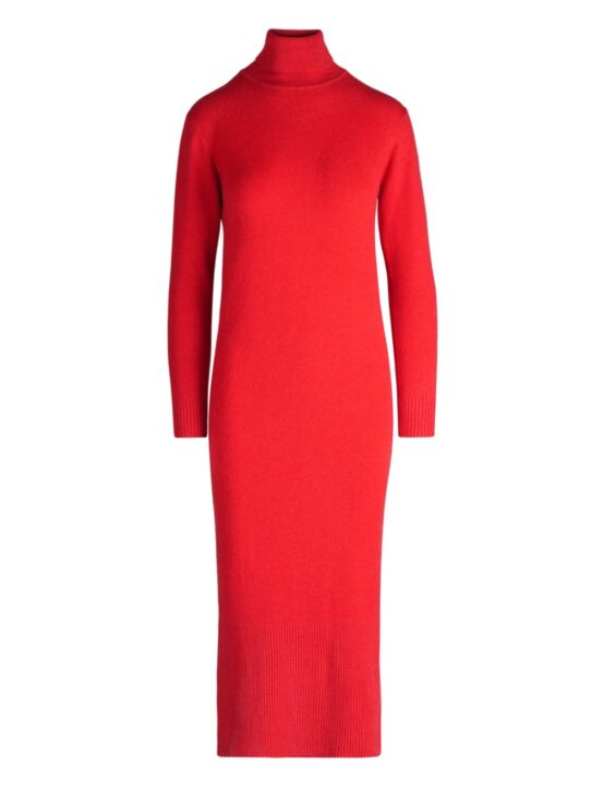 Col Dress Lucia Rood