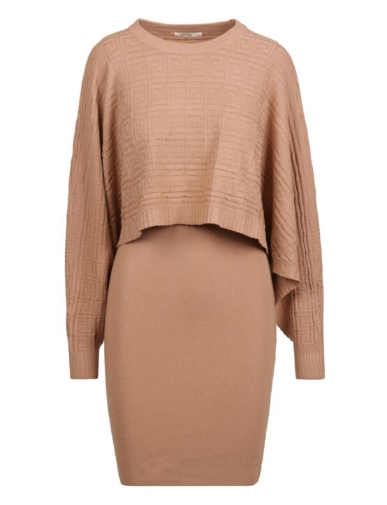 Dress Francy Taupe