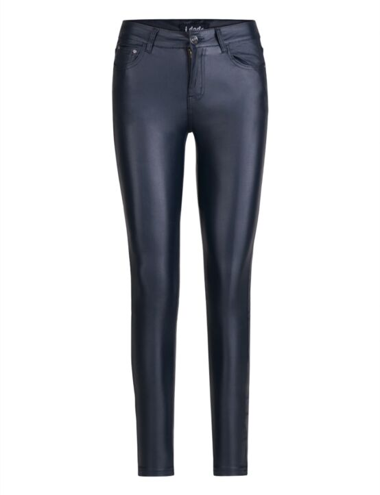iDodo | Coated Trouser Blauw