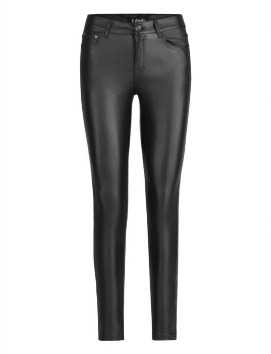 iDodo | Coated Trouser Zwart