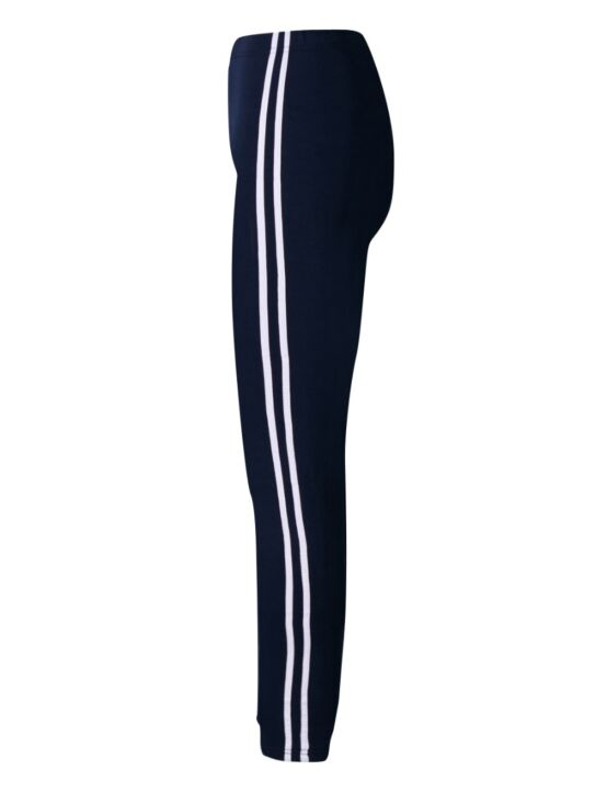 Thermo Jogging Stripe Donkerblauw