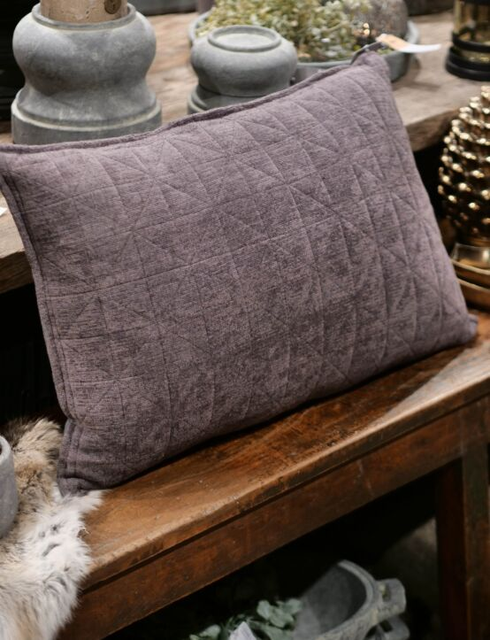 Cushion Viscose Chenille