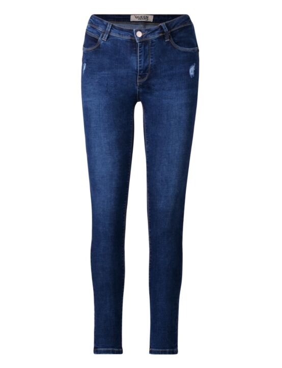 Queen Hearts | Skinny Jeans Push Up 674-4