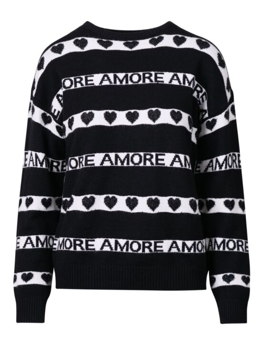 Sweater Amore Zwart