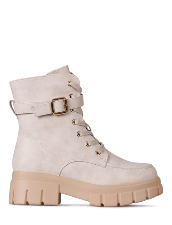 Boot Chrissy Beige