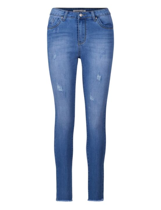 Colorful Premium | Blue Jeans C2580