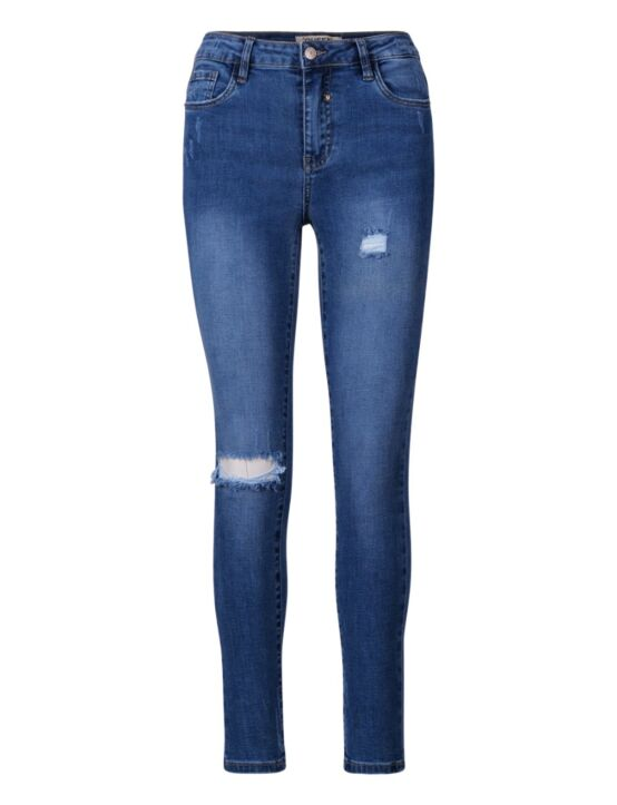 Queen Hearts | Blue Jeans 9170-8