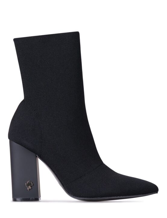 Reinders | Sock Ankle Boot True Black