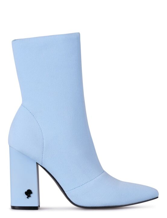 Reinders | Sock Ankle Boot Baby Blue