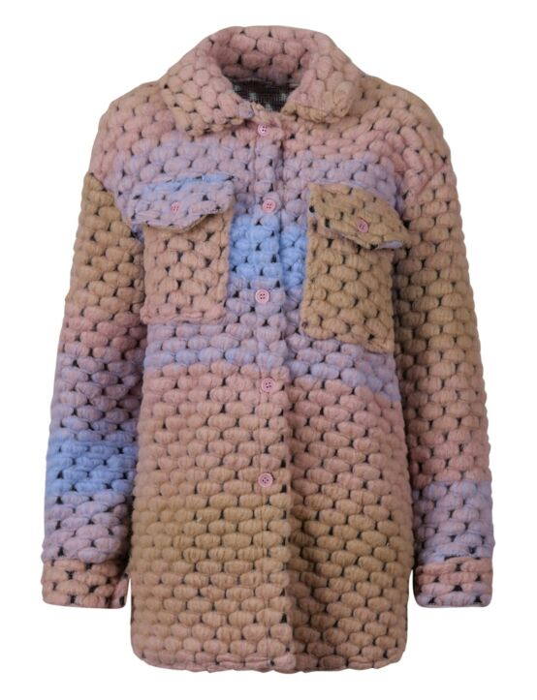 Jacket Balou Lichtblauw