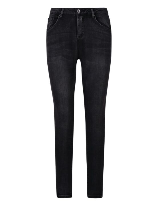 Toxik | Black Jeans H20701#