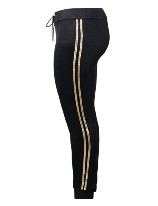 Trouser Sporty Stripe Goud