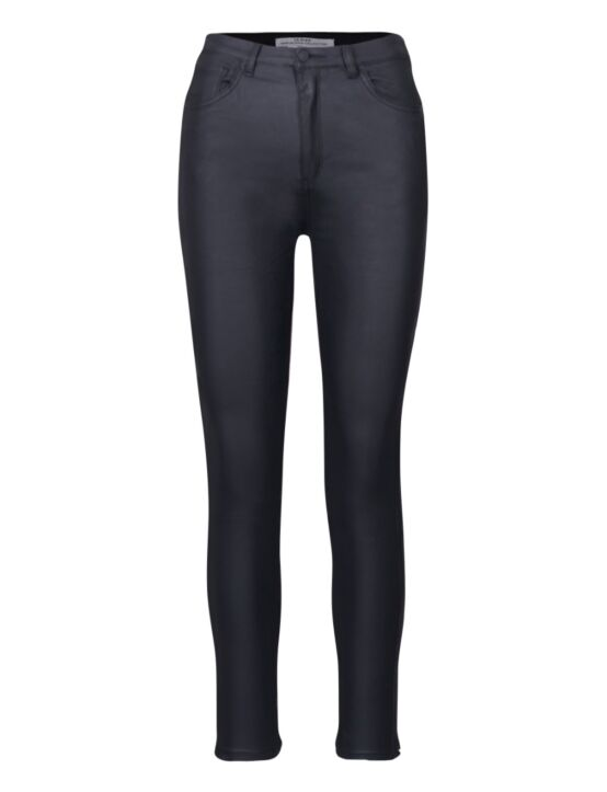 VS Miss | Coated Black Jeans SHW7309-1