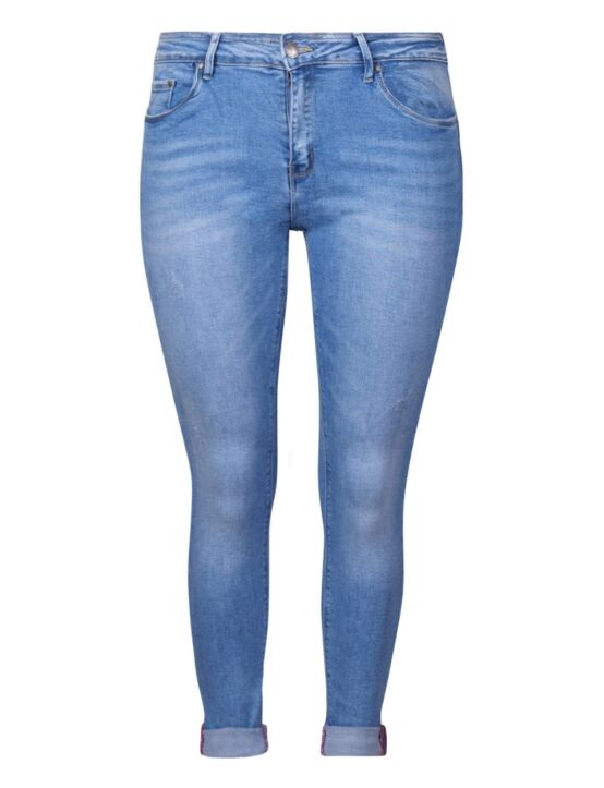 Ana & Lucy | Blue Jeans H6920