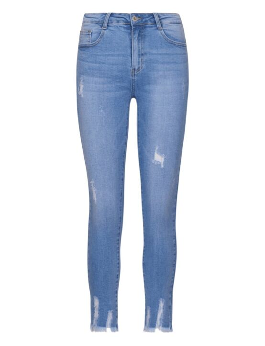 Secret Denim | Blue Jeans 77526#