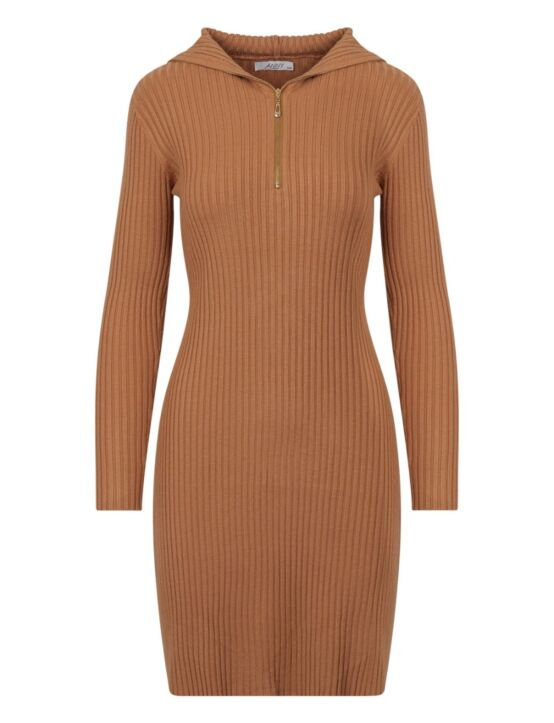 Dress Amira Camel