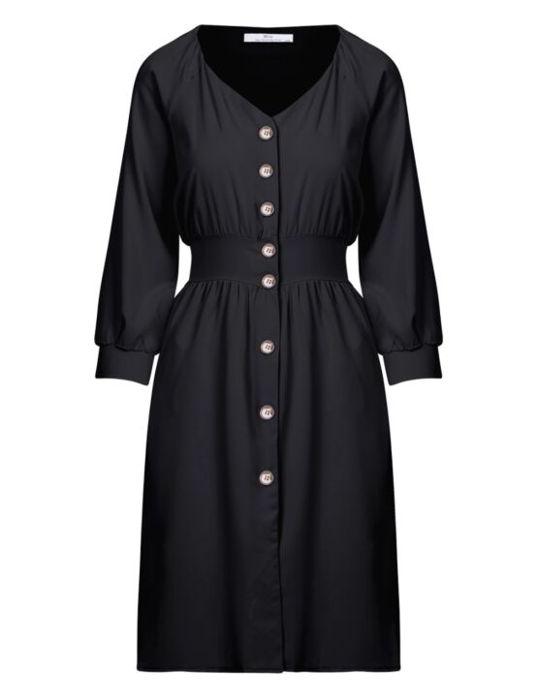 Dress Macy Zwart