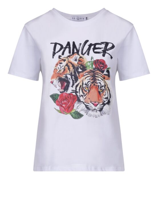 T-shirt Danger Wit