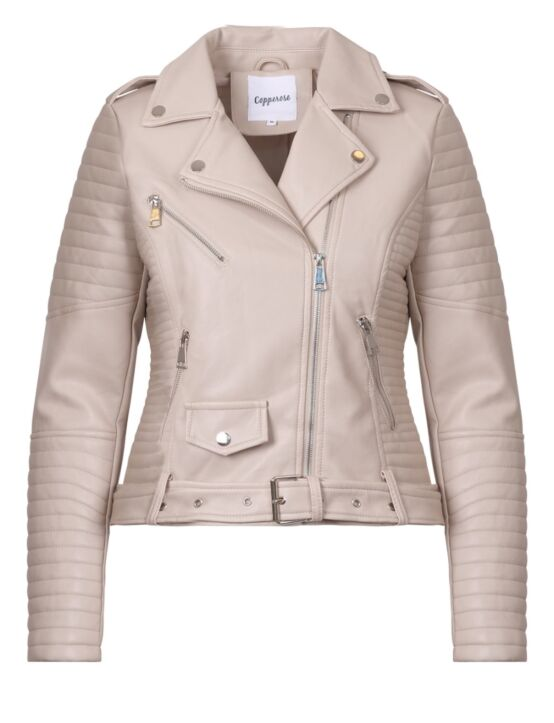 Leather-look Jacket Jessy