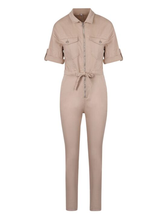 Jumpsuit Evelyn Beige