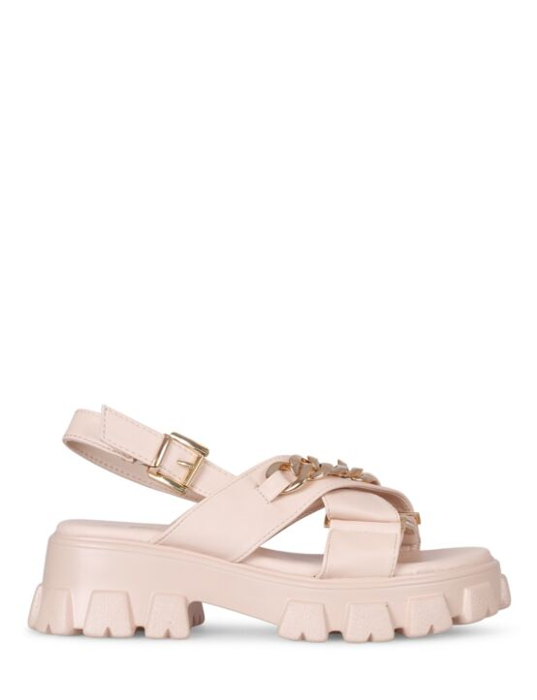 Sandalette Maia Beige