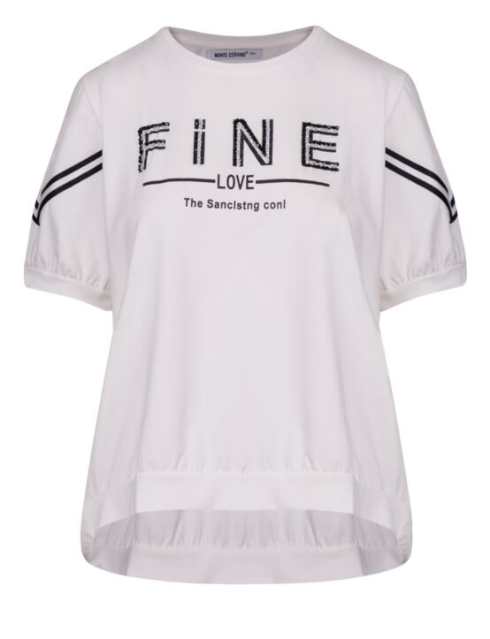 T-shirt Fine Roomwit