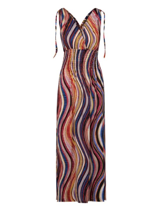 Long Dress Jill Blauw