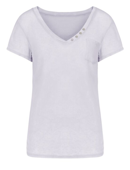 T-shirt Button Wit