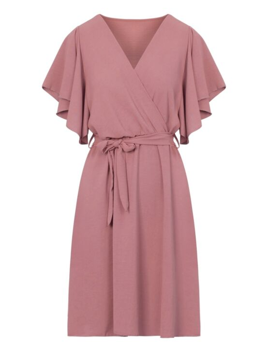 Dress Demi Roze