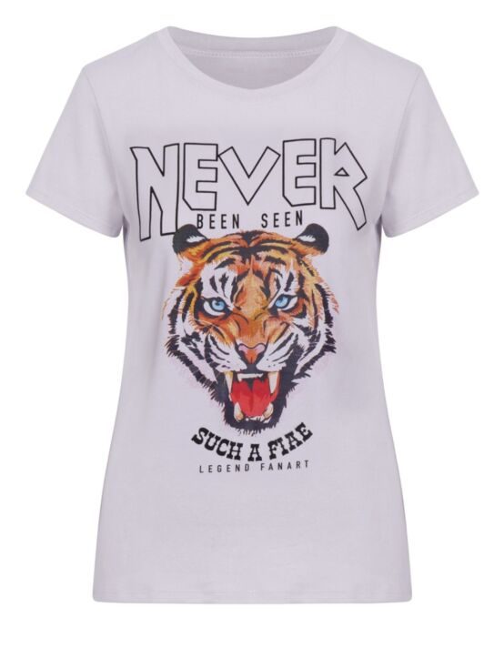 T-shirt Never Wit