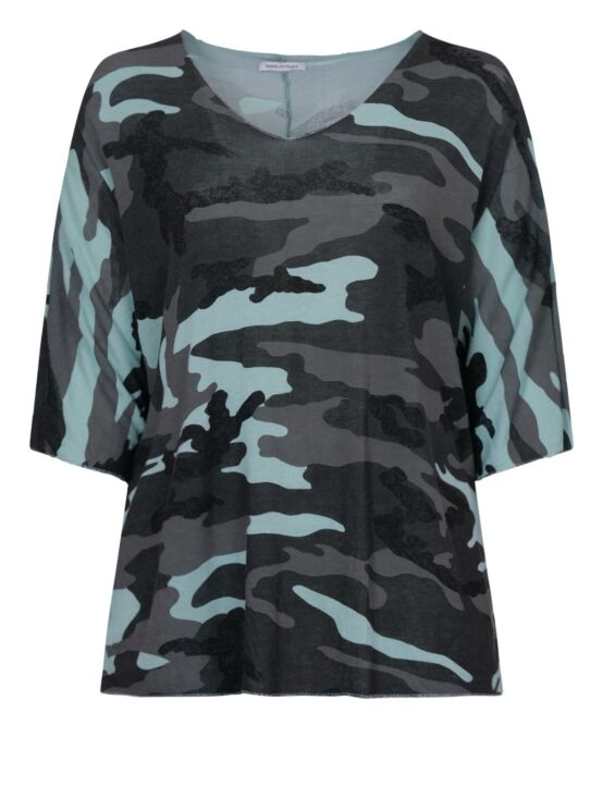 Top Army Turquoise