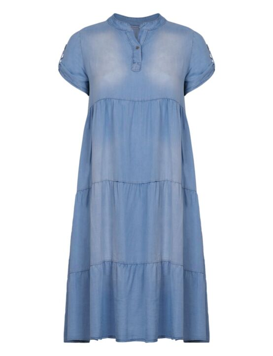 Long Denim Dress Alice